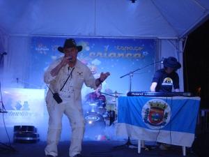 Luiz Delfino Cardia e The Schneider´s em Brooklin Fest 2012