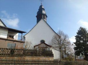 Kirche igreja Holzbach